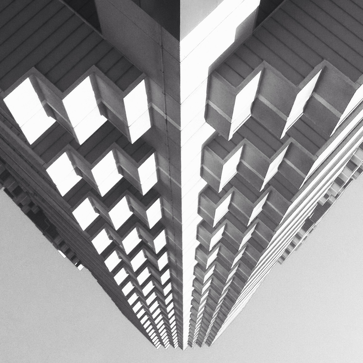 • | - architecture, geometry, bw - folar | ello