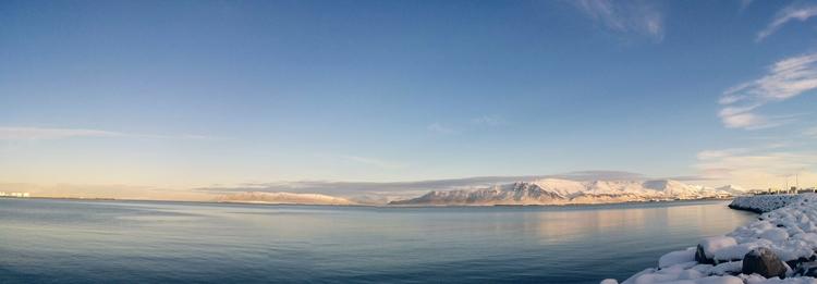 Reykjavik harbor (Iceland - omly | ello