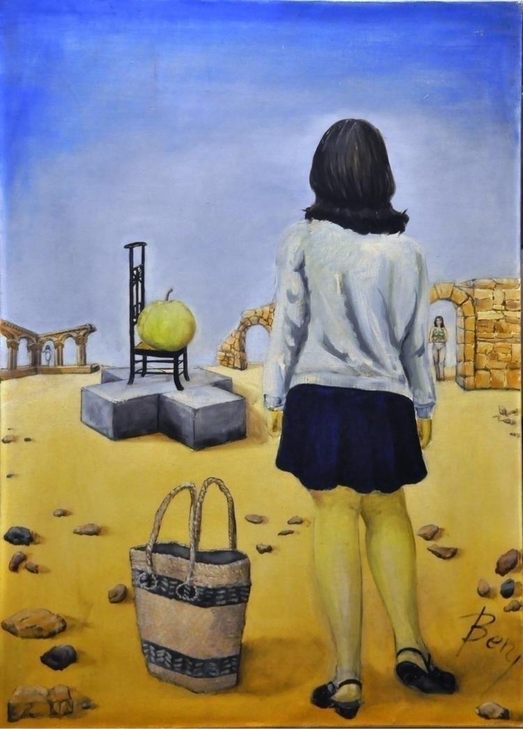 story apple Ben (Bernard Martin - ben-peeters | ello