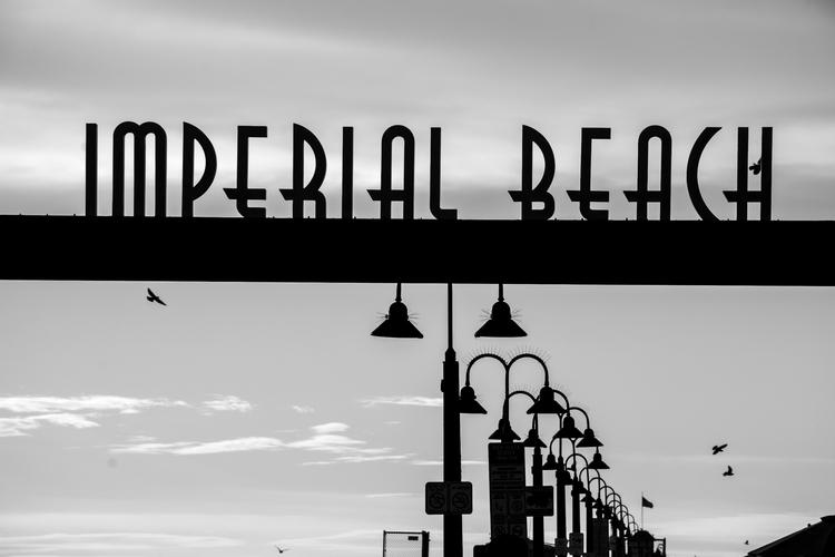 Beach Diego - Imperial, Boardwalk - usnrmustang | ello