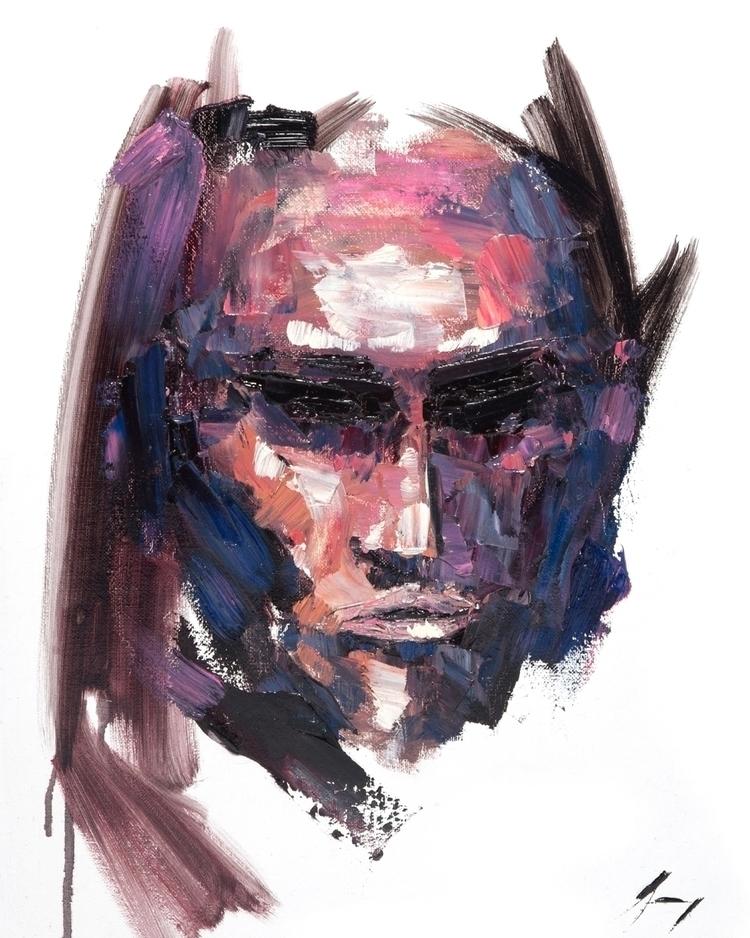 Delused - Oil canvas 16 20 - art - brandonsavoy | ello