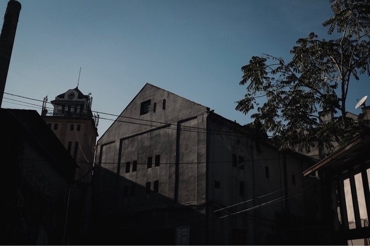 buildings, belgrade, serbia, fuji - talexic | ello