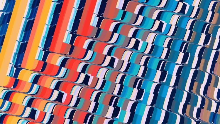 wave, apophysis, chaotica, fractal - tatasz | ello