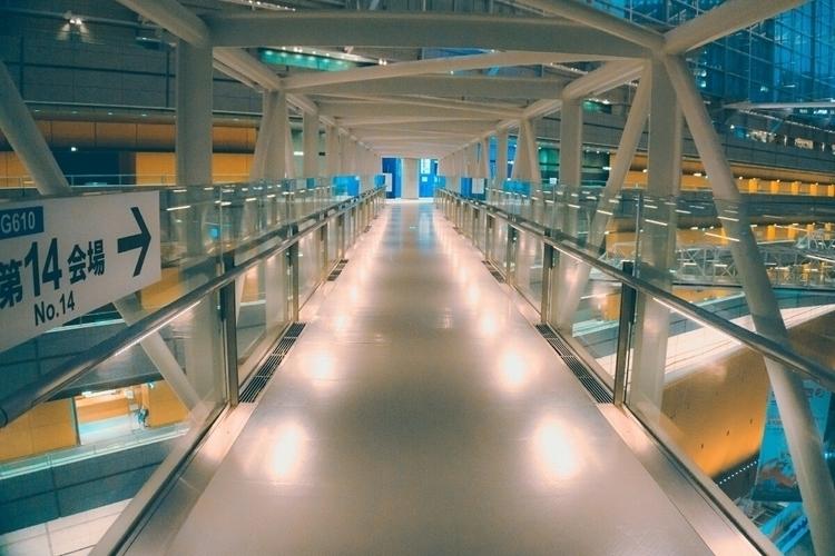 bridge  - tokyo, japan, tokyointernationalforum - fokality | ello
