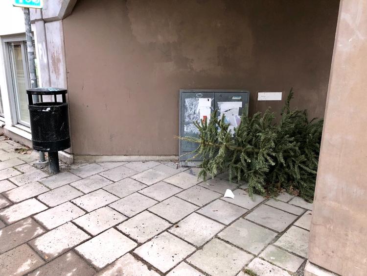 Uppsala, Sweden - garbage - georgios | ello