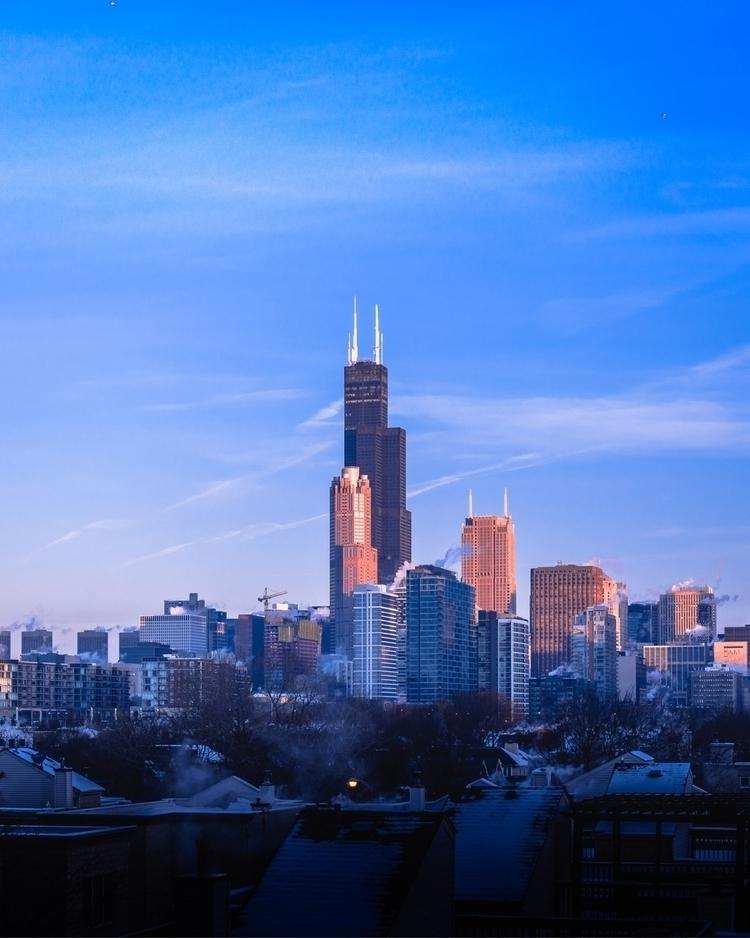Chicago.  - chicago, photography - craftonandrew   ello