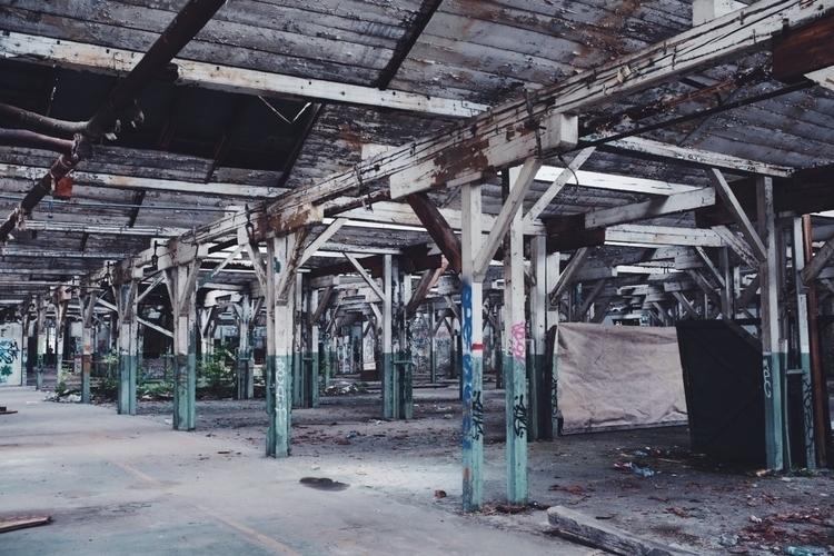 abandoned, factory, building - talexic   ello
