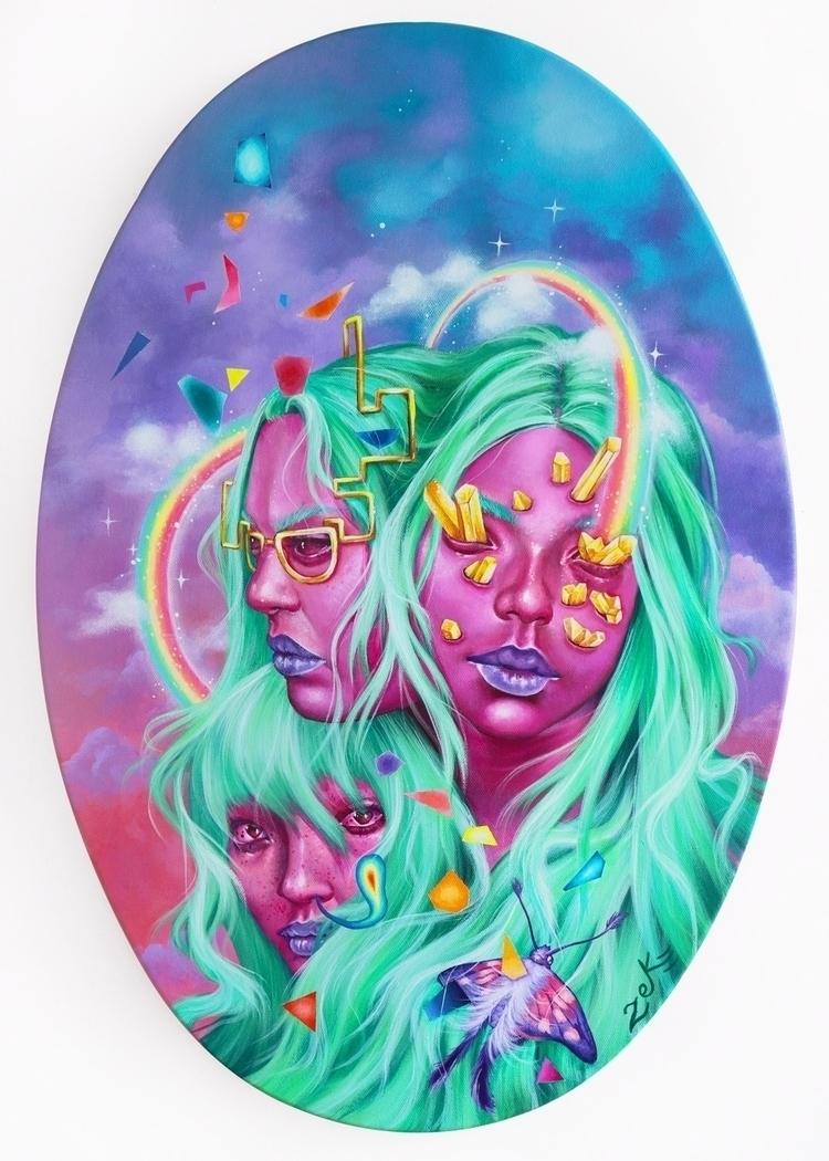 Lunchbox art pseudonym Sydney b - zekeslunchbox | ello