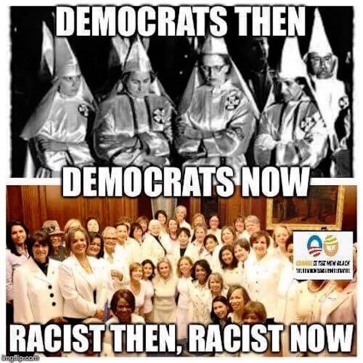 KKK obsessed identity politics - batr | ello
