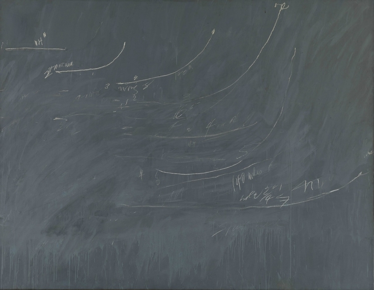 Cy Twombly, Untitled York City - modernism_is_crap | ello
