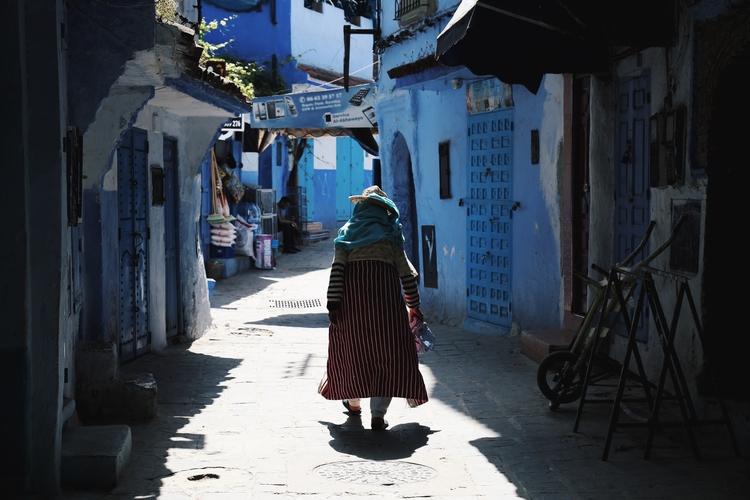 Berber woman - mroverdoz | ello