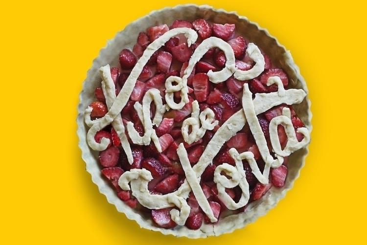 Tipo de Torta - Pie Type collab - liaveiro | ello