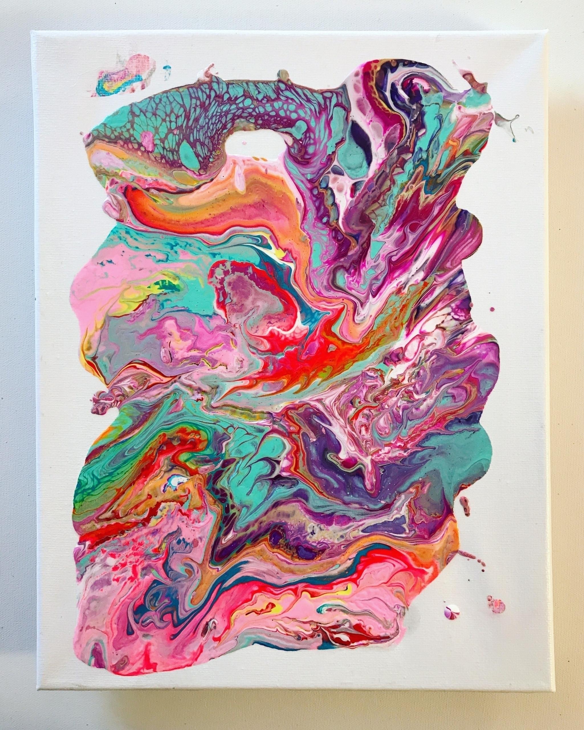 unthinkable Working fluid paint - cgwarex | ello