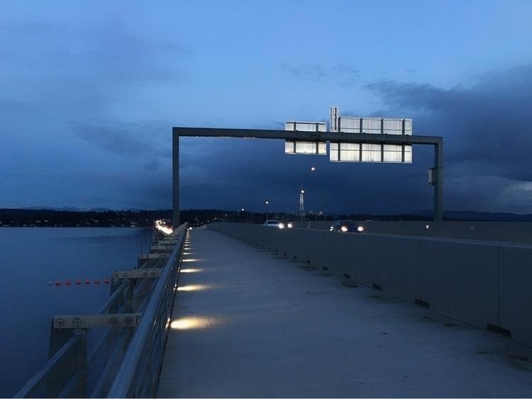 Blue Hour Bridge, Seattle Washi - ethan78 | ello