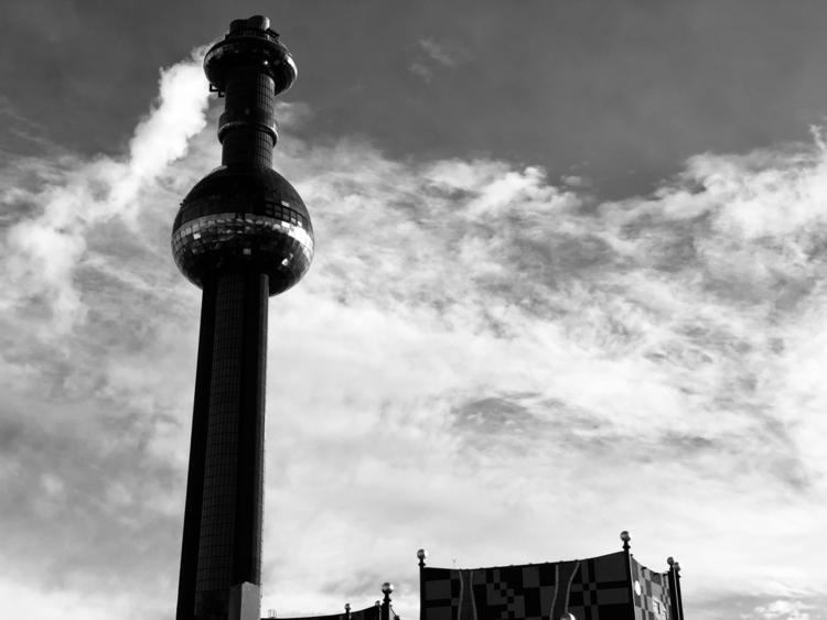 Clouds, middle Vienna (Austria - photohasel | ello