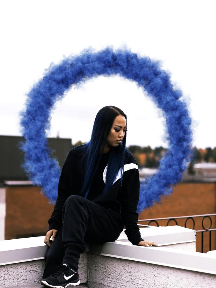 Smoke Ring - design, graphicdesign - opey | ello