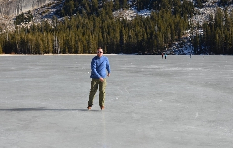 skating lake Tenaya - rarity - d_nodave | ello
