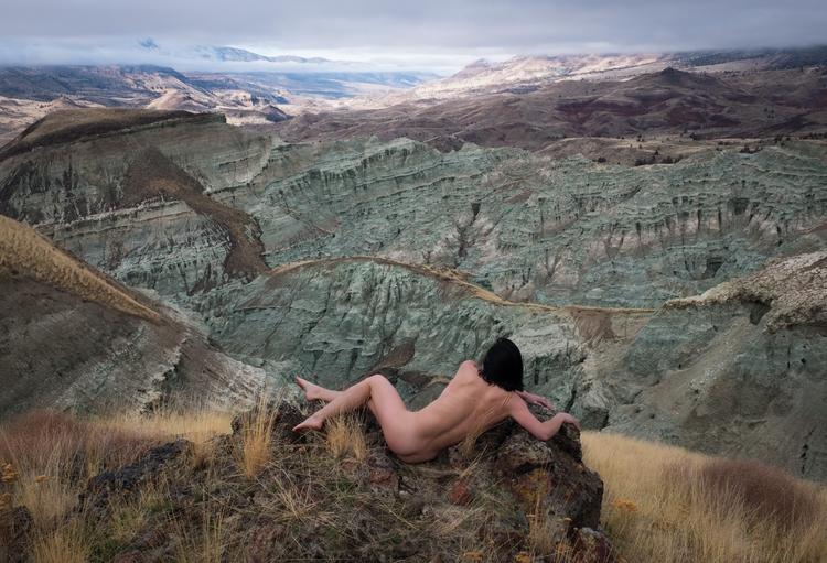 Blue Basin John Day Fossil Beds - devintolman | ello