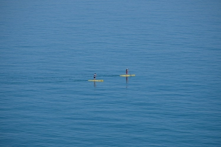 Paddleboarding open ocean - photography - berryphillips | ello
