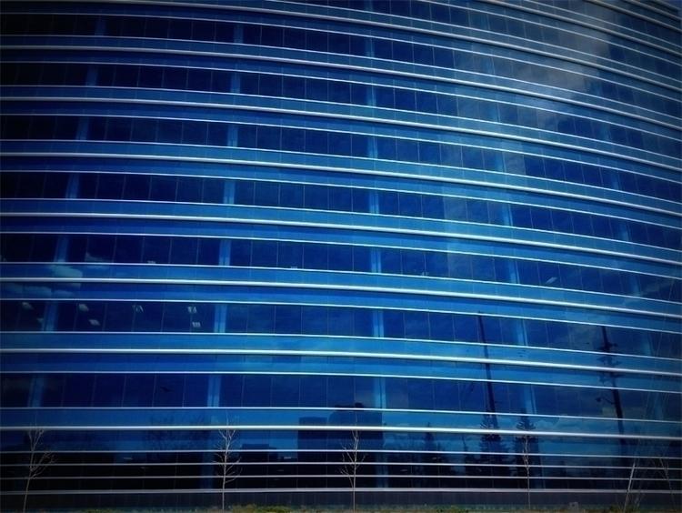 Curtain wall - photography, modernity - dispel | ello