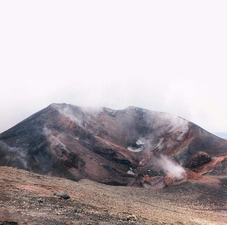 ETNA - volcano, Etna - lapremioqueen | ello
