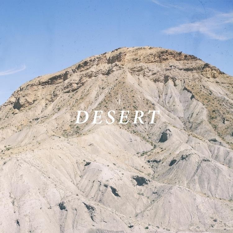 DESERT - desert, Tabernas, Almeria - lapremioqueen | ello