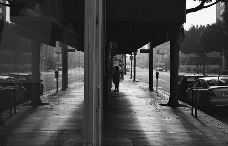 silhouette  - blackandwhite, 35mm - marsprime | ello