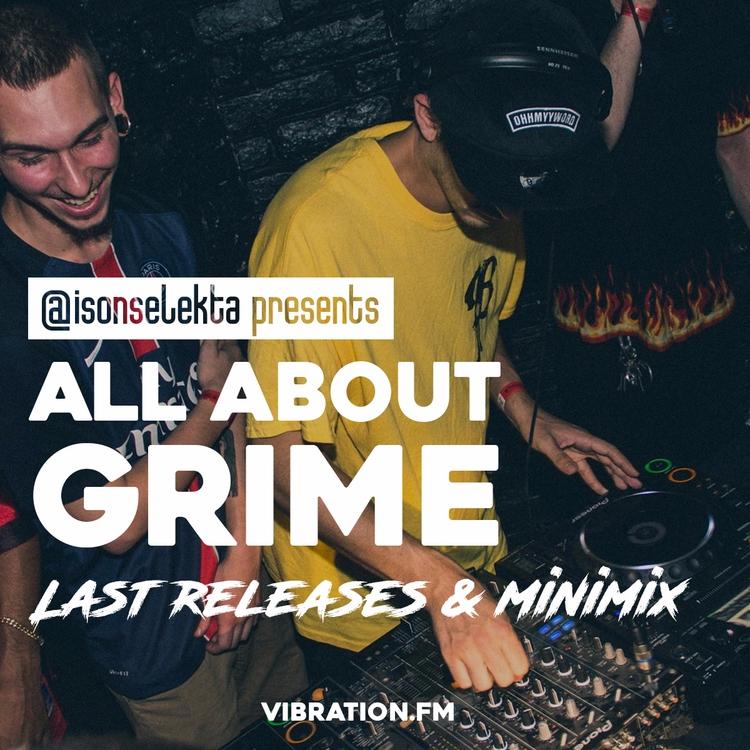 Grime radio show EP3 - releases - isonselekta | ello