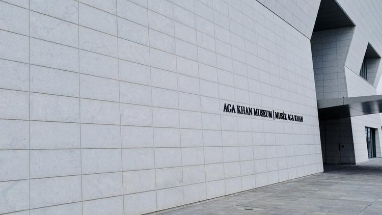 Aga Khan Museum. Toronto, Canad - visual_architecturism | ello