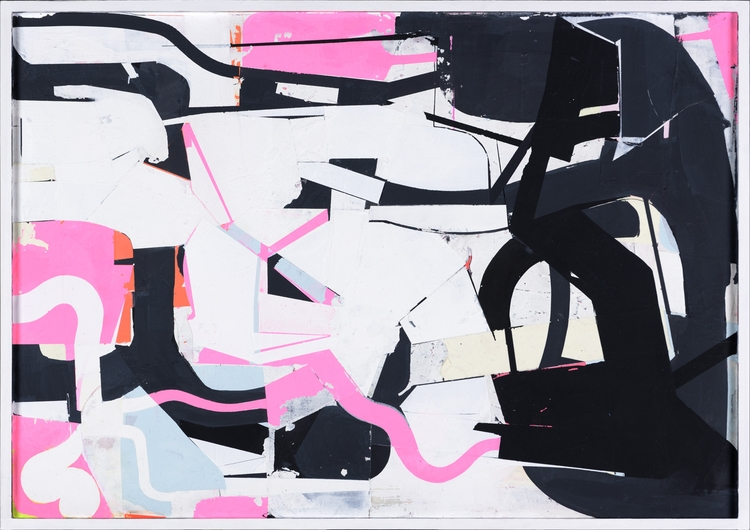 Untitled, 2018 Acrylic paper wo - kazuhirohigashi | ello
