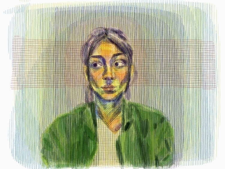 Maya Reina. artist. love art - mayareina | ello