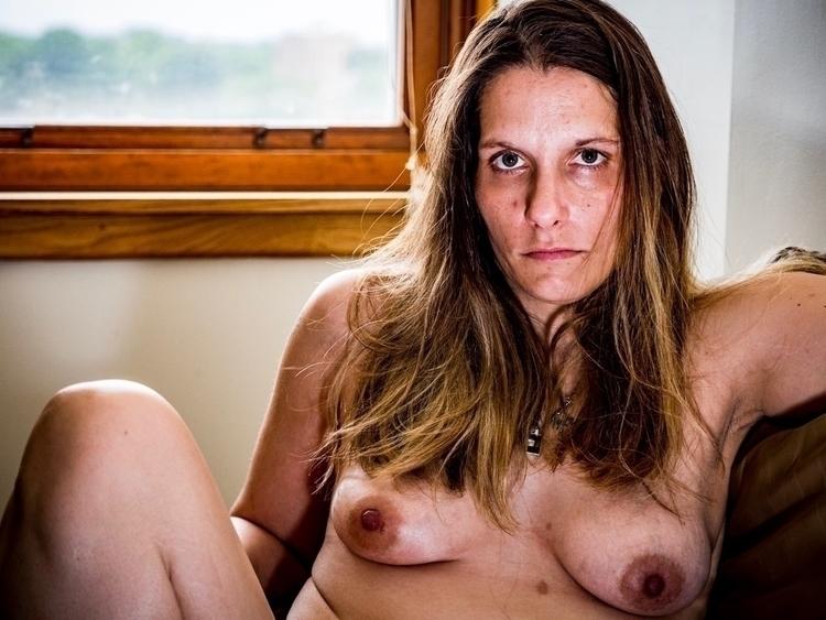 Nude - portrait, nude, sexy, stare - johnguestjr | ello