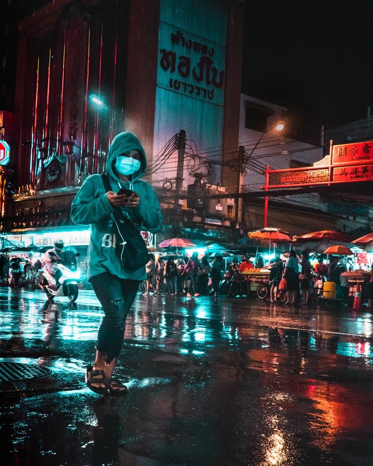 Chinatown, Bangkok. stay rains - wanderlancers | ello