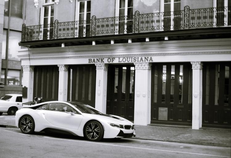 BMW i8 - car, cars, bmw, street - musubk | ello