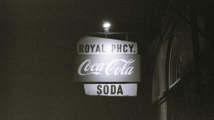 Pharmacy sign - street, streetphotography - musubk | ello