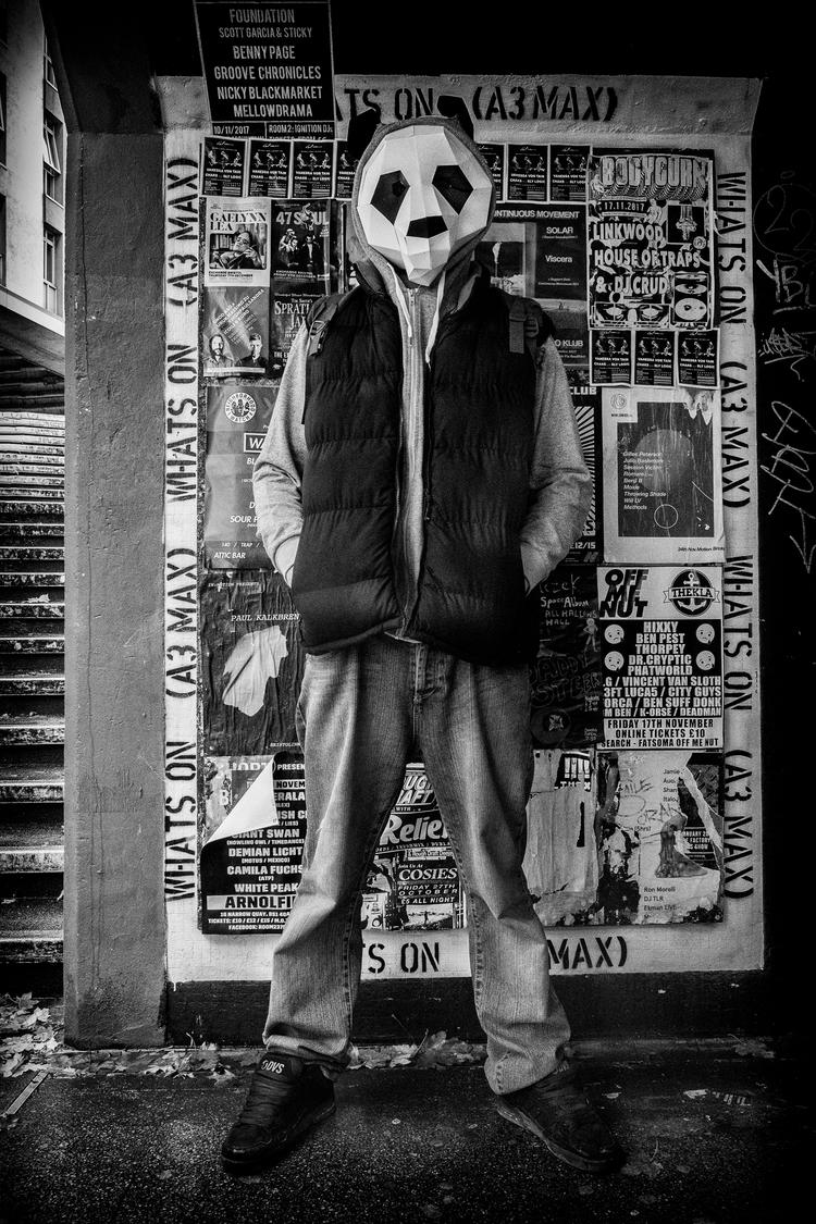 Pands man  - Bristol,, streetphotography - dazsmith | ello