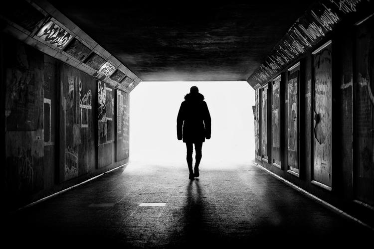 Stranger light - Bristol,, streetphotography - dazsmith | ello