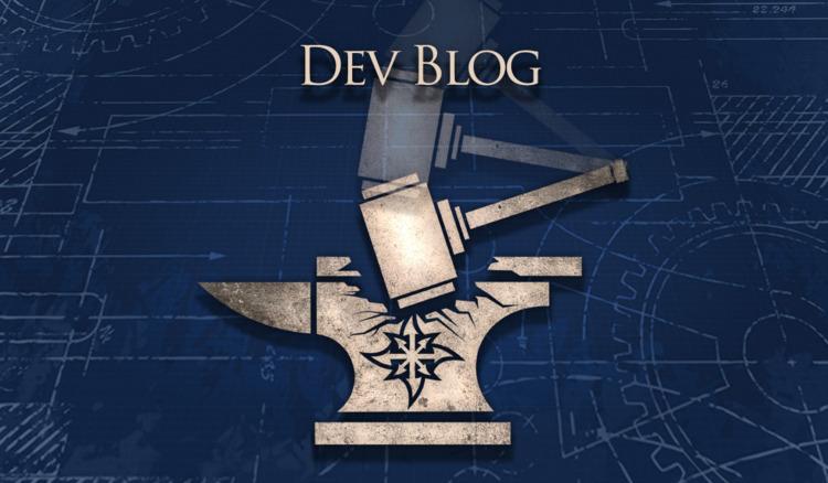 Dev Blog 70 Forging bit Chaos y - forgedchaos   ello