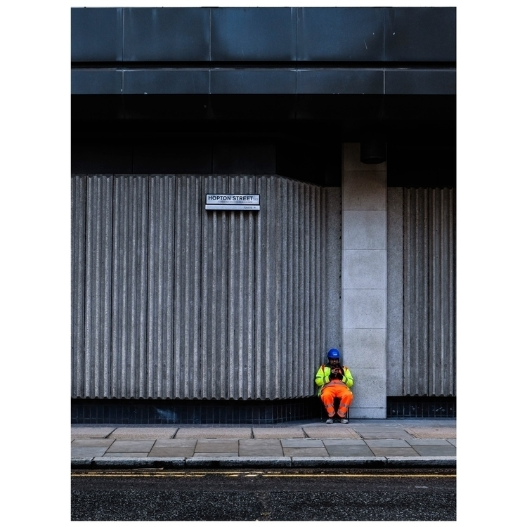 Negative space - streetphotography - worm_street | ello