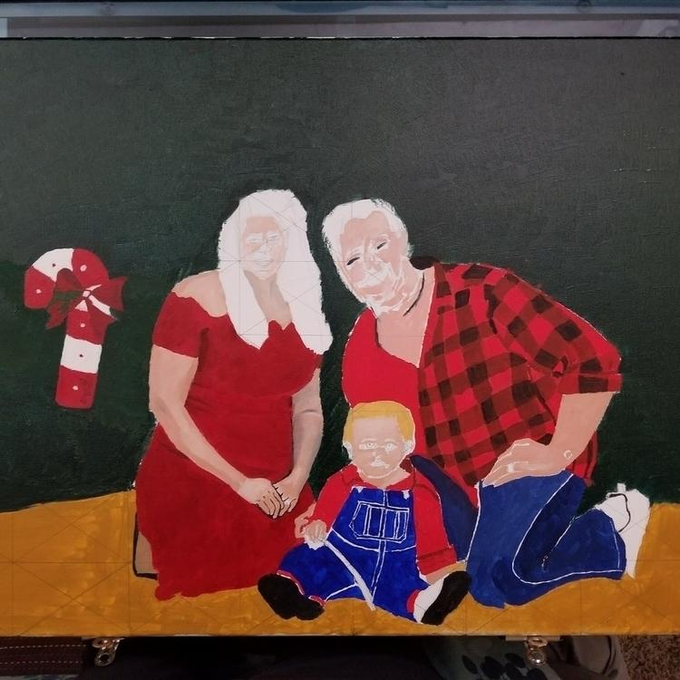 Making progress family portrait - acundiff1 | ello