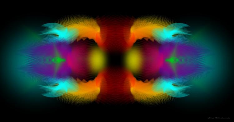 PARTICION (Arte Digital - anmova | ello