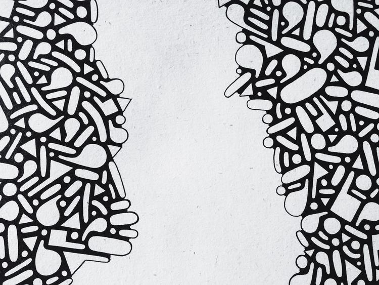 Early DNA study, 2015 - illustration - bukau   ello