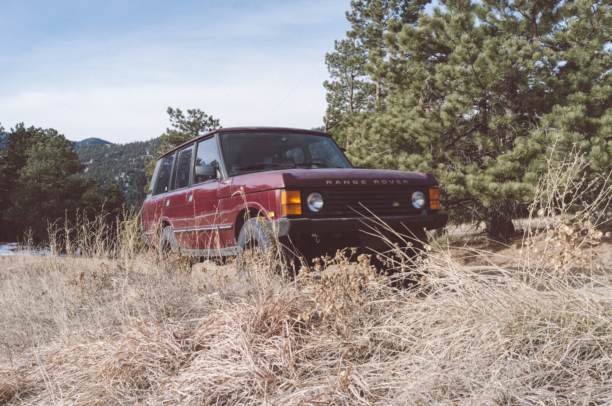 making progress Range Rover Cla - lucian | ello