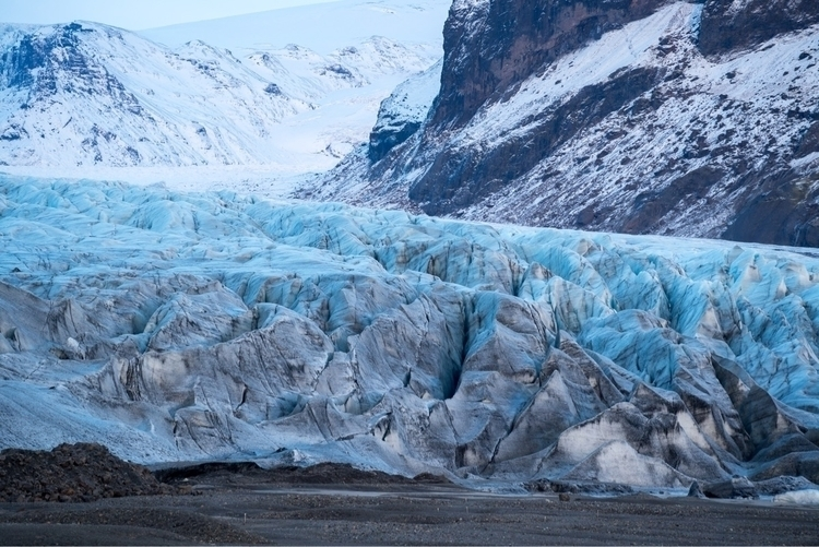 Glaciers pretty cool  - sonya7sii - aarondolan | ello