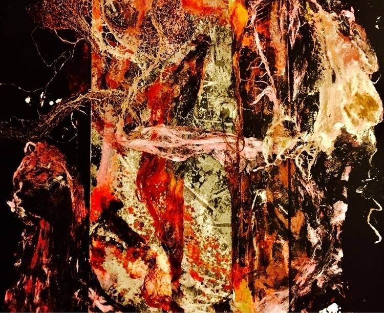 print, printmaking, abstract - elekz | ello
