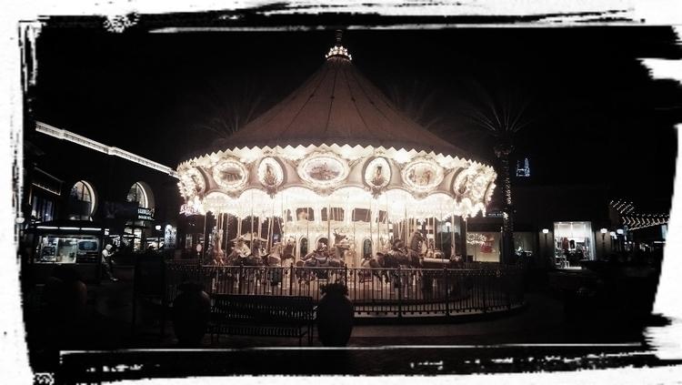 Carousel, oc - timkolbo | ello