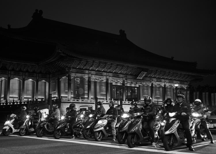 Good Night Taipei - photography - manwithbeard | ello