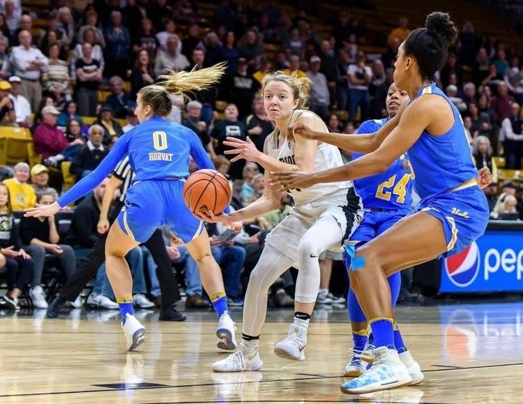 PAC12 basketball - CU UCLA wome - almilligan | ello