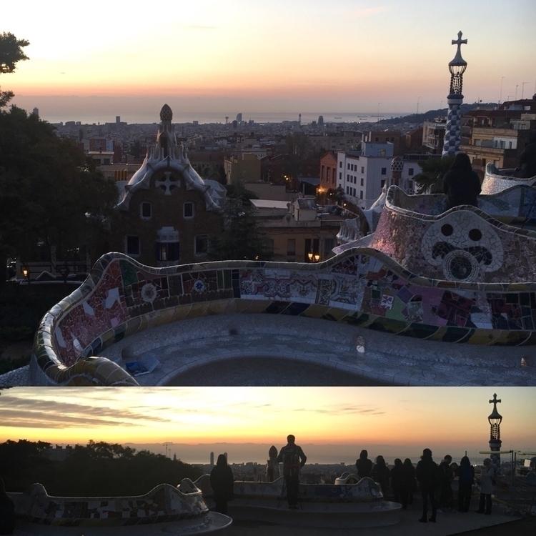 Parc Güell, Barcelona 2018 - philippezwickeby | ello
