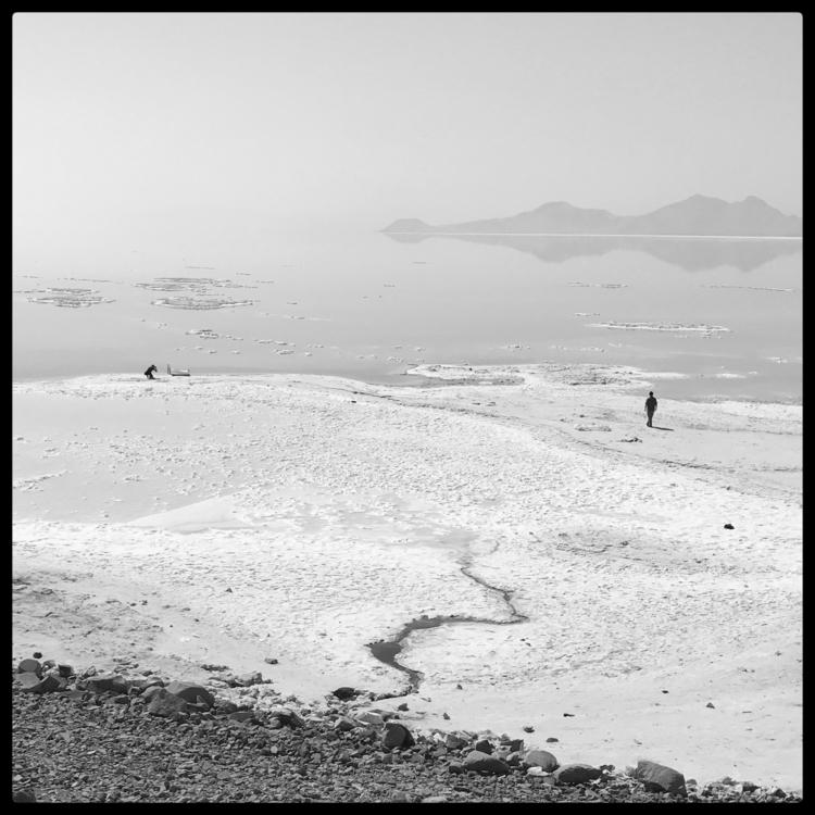 Lake Urmia, northwest Iran (pro - johnlambertgordon | ello